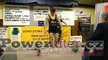 Adam Smolík, 220kg
