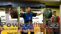 Antonín Aulický, 280kg