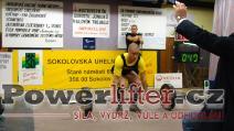 Libor Škrobáček, 160kg