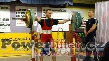 Michal Polák, 167,5kg