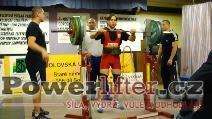 David Lacko, 200kg