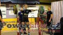 Bruno Schinkmann, 205kg
