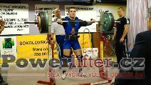 Lukáš Tkadlec, 240kg
