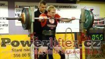 Ondřej Polák, 227,5kg
