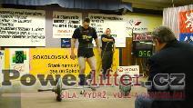Stanislav Kundrt, 207,5kg