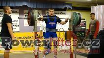 Patrik Navara, 225kg