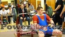 Patrik Navara, 165kg