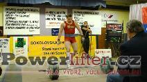 Patrik Navara, 245kg