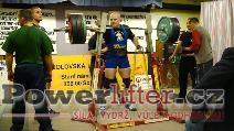 Jan Fiala, 280kg