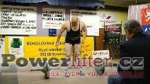 Jan Fiala, 200kg
