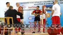 Petra Ličková, 135kg