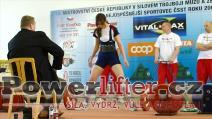 Michaela Koppová, 125kg