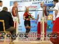 Jana Hrabalová, 165kg