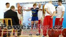 Kateřina Türbová, 110kg