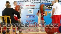 Karel Ruso, 245kg