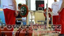 Karel Ruso, 102,5kg