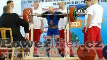Marcel Rössler, 250kg