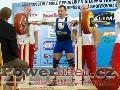 Petr Krošlák, 260kg