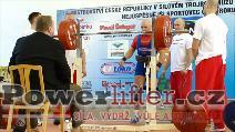 Pavel Pláteník, 275kg