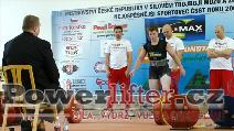 Zdeněk Čuban, 260kg