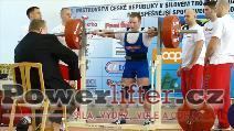 Karel Válek, 275kg