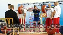 Bohumil Blažek, 290kg