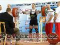 Roman Tůma, 247,5kg