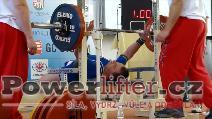 Martin Hažva, 170kg
