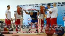 Antonín Pavlovec, 275kg