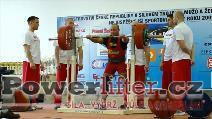 Lukáš Theuser, 300kg