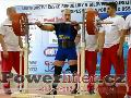 Antonín Pavlovec, 287,5kg