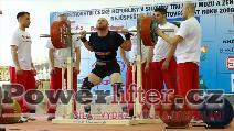 Martin Brabec, 295kg