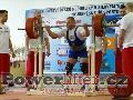 Jaromír Sršeň, 295kg