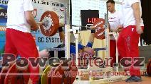 Martin Brabec, 185kg