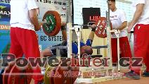 Lukáš Theuser, 195kg