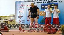 Antonín Pavlovec, 240kg