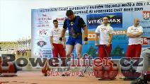 Petr Vlach, 260kg