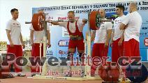 Jan Pinc, 300kg