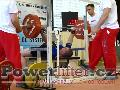 David Lupač, 225kg