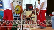 Zbyněk Krejča, 257,5kg
