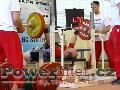 František Stříska, 155kg