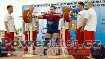 Jaroslav Jirout, 290kg