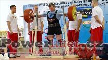 Miroslav Hejda, 305kg