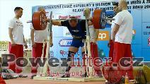 Tomáš Šárik, 365kg