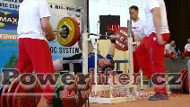 Miroslav Hejda, 210kg