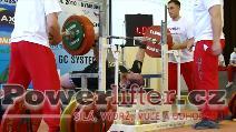 Ruda Hlavsa, 245kg