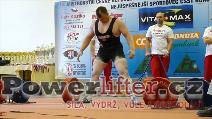 Miroslav Hejda, 295kg