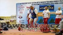 Pavel Demčák, 285kg