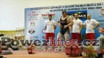 Miroslav Hejda, 315kg