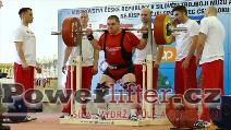 Pavel Čurda, 310kg
